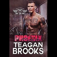 Phoenix (Blackwings MC Book 3) (English Edition)