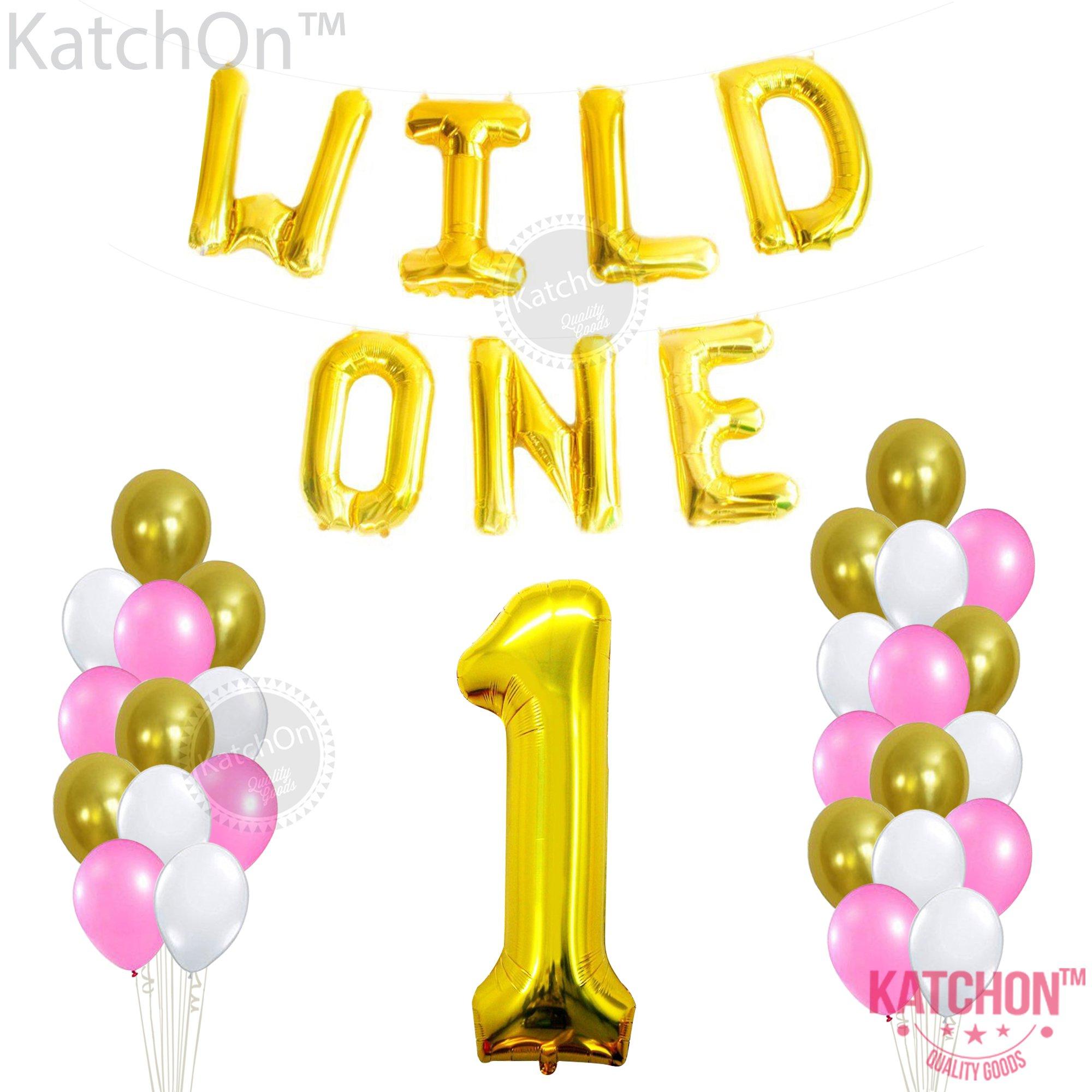 WILD ONE BIRTHDAY DECORATION KIT