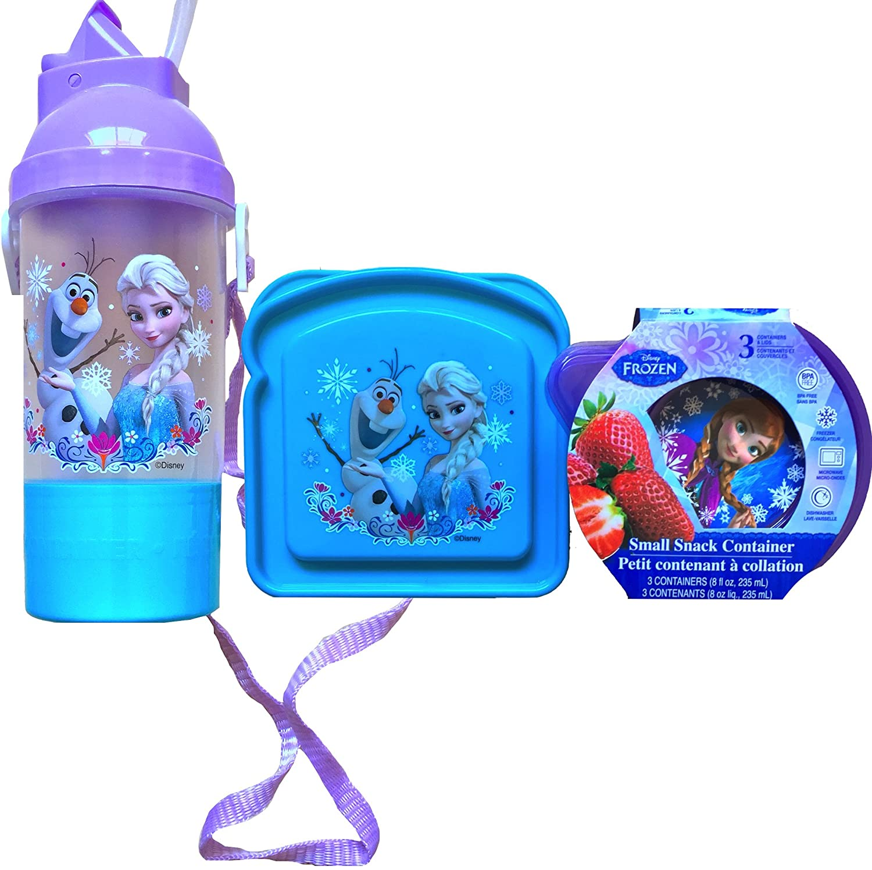 Disney Frozen School Sandwich Container Image 1