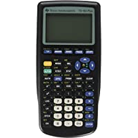 Texas Instruments TI83PLUS TI-83Plus Programmable Graphing Calculator, 10-Digit LCD
