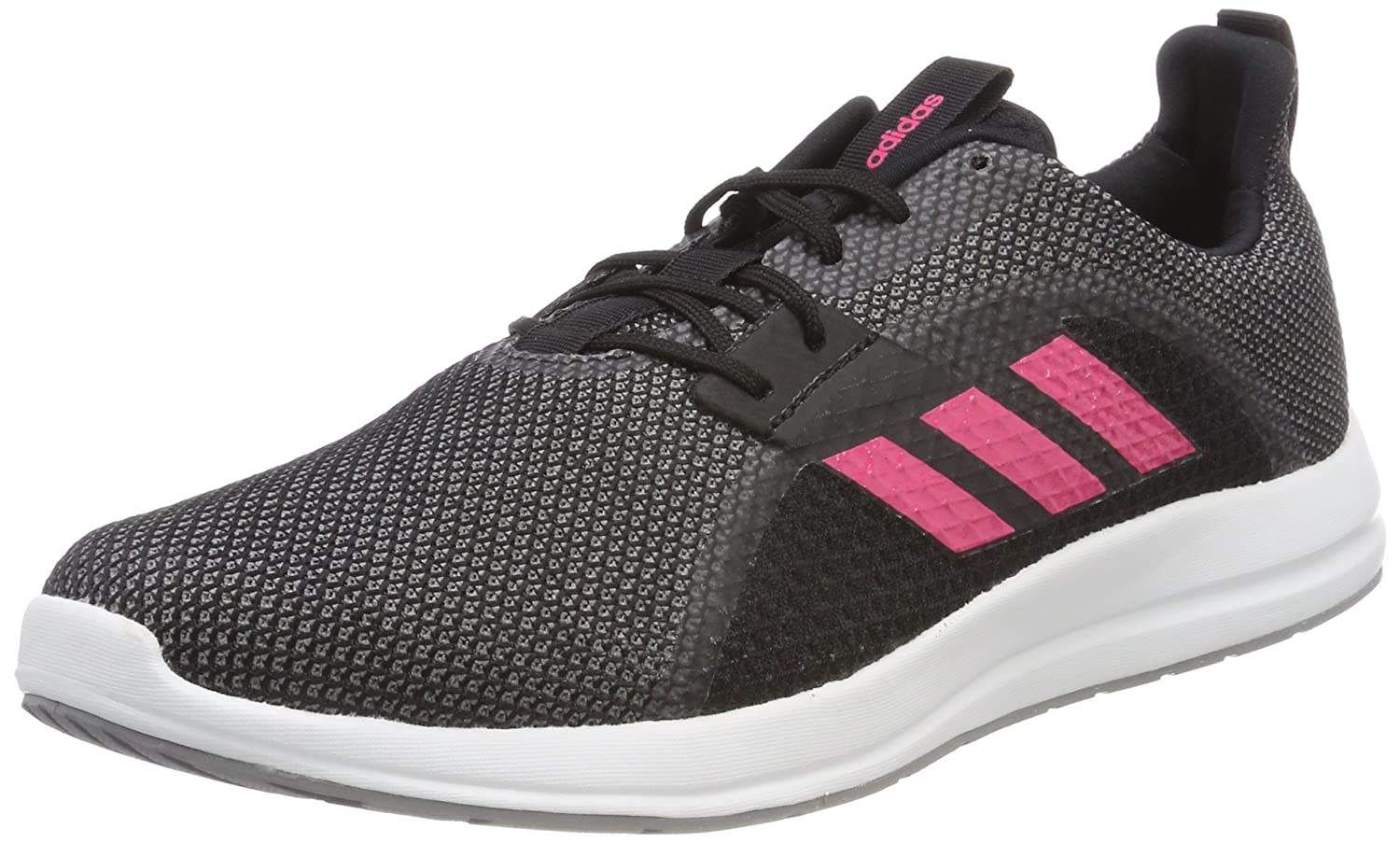 ADIDAS ELEMENT V SCHUHE RUNNING FRAUEN core blackreal pink