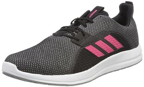 release date: c8324 508a6 adidas Element V, Zapatillas de Entrenamiento para Mujer, Negro Core BlackReal  Pink S18grey Three F17, 42 23 EU Amazon.es Zapatos y complementos