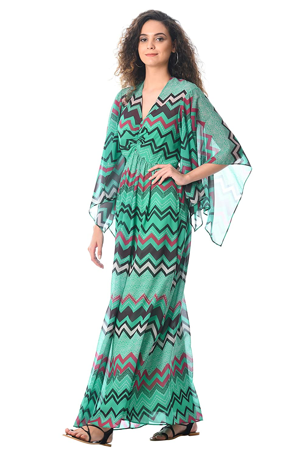 299fa2e5312 Top 10 wholesale Three Quarter Length Sleeve Maxi Dress ...