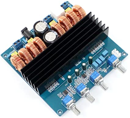 TDA7498 2.1 Digital Amp Amplifier Board Class D 200W+100W+100W