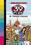 Les 39 Clés, Tome 12 : Panique a Florence