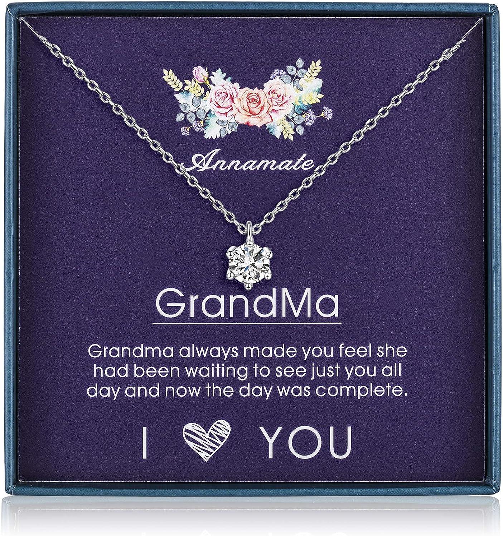 Boy necklace Grandma to Be