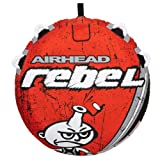 Airhead Rebel 54 Inch 1 Person Durable Red