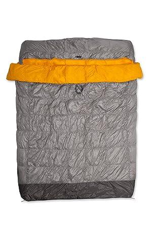 Nemo Tango saco de dormir y funda protectora, Aluminum/Marigold: Amazon.es: Deportes y aire libre