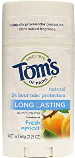 product image for Toms of Maine Deod STK Apricot LNG Lstn