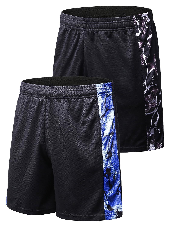 Semele メンズ SHORTS メンズ Pack:7015 B07FM6H3RX 2 Pack:7015 Black(grey) Black(grey) & Black(blue) Medium Medium|2 Pack:7015 Black(grey) & Black(blue), Lagrima:209e3372 --- itxassou.fr