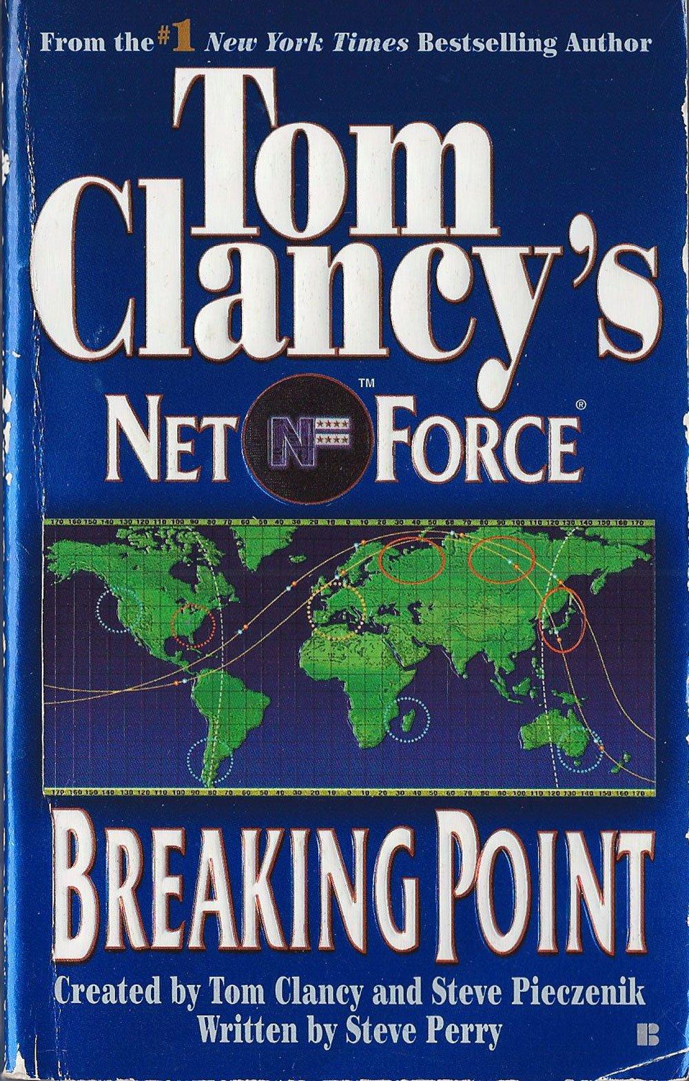 Breaking Point (Tom Clancy's Net Force #4) pdf
