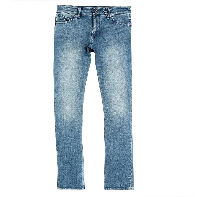 Volcom Mens 2x4 Stretch Denim Jean