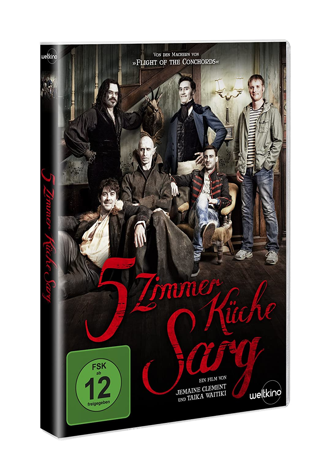 17 Zimmer, Küche, Sarg: Amazon.de: Taika Waititi, Jemaine Clement
