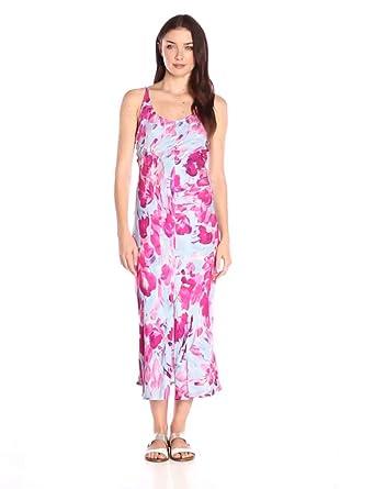 Somedays Lovin Women&-39-s Pintura Floral-Print Maxi Dress at Amazon ...