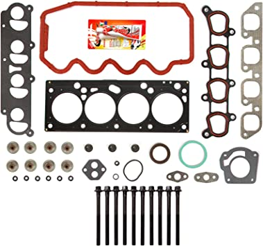 New MLS Cylinder Head Gasket Set for 00-04 Ford 2.0L 121 Focus SOHC engine model