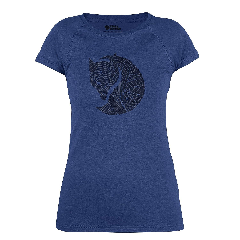 10eb358c14385 Fjallraven - Women's Abisko Trail T-Shirt Print at Amazon Women's Clothing  store: