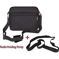 Saco Saregama Carvaan Portable Digital Music Player Bag for SC02, R20005, SC03, SC01, SCM01 Models - Black