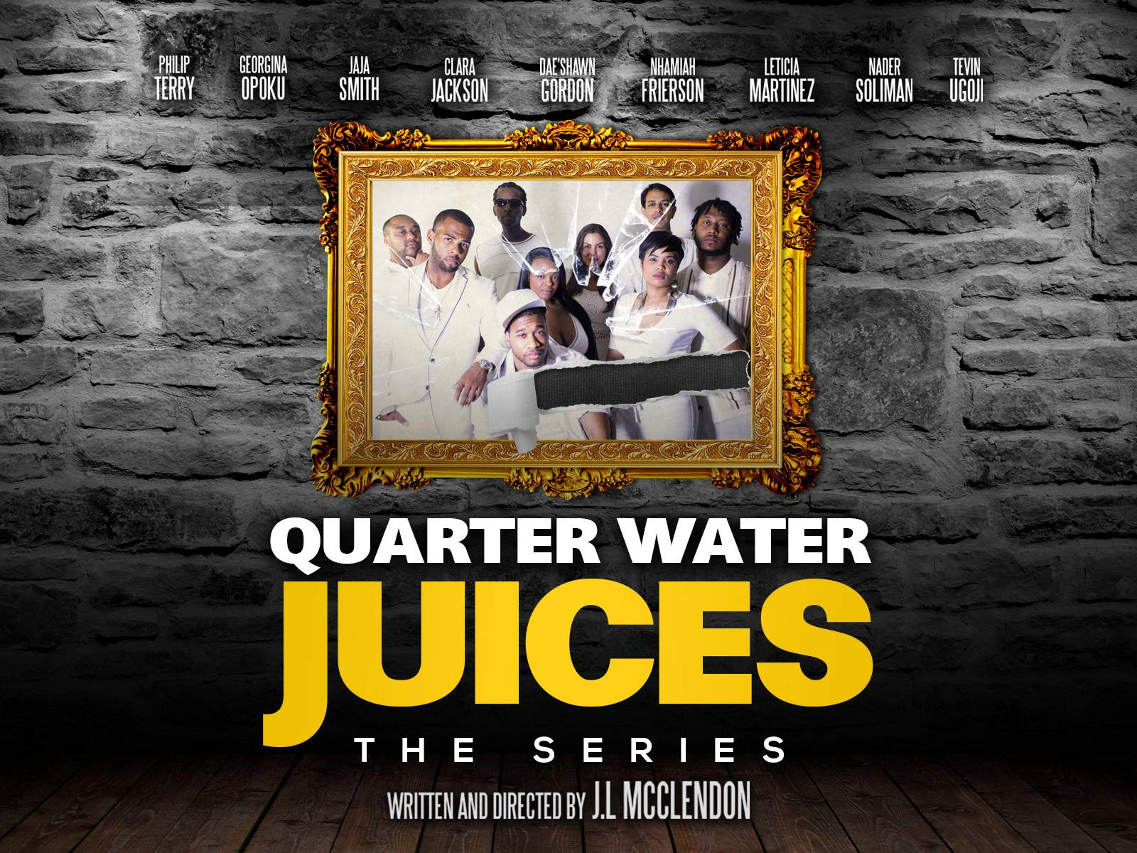 Quarter Water Juices