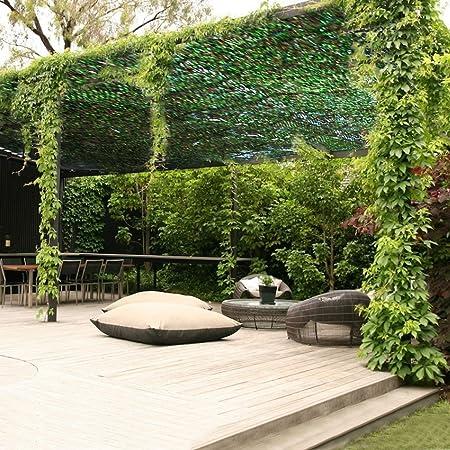 Selva Modo Camuflaje Neta Protección Solar Paraguas Coche Polvo Red Exterior Paraguas Neta Protección Solar Red Interior Bar Dormitorio Decoración Neta De Varios Tamaños Opcional (Tamaño : 4*6m) : Amazon.es: Hogar