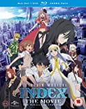 A Certain Magical Index: The Movie The Miracle of Endymion Blu-ray/DVD Combo