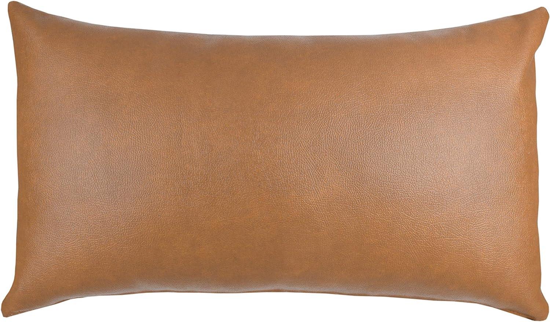 Woven Nook Decorative Lumbar Throw Pillow Cover Milo Style 12 X 20 Home Kitchen Amazon Com