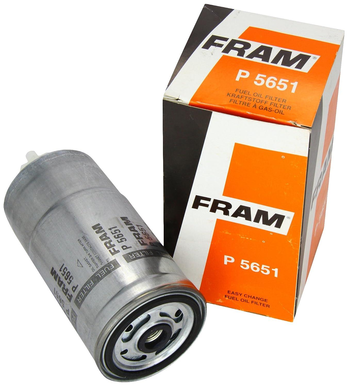 Fram Fuel Filter Bases Wiring Library Kawasaki 750ss Diagram P5651 Amazoncouk Car Motorbike