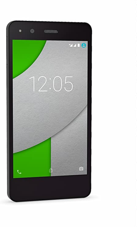 BQ Aquaris A4.5 - Smartphone de 4.5 (WiFi, Bluetooth, 16 GB de ...