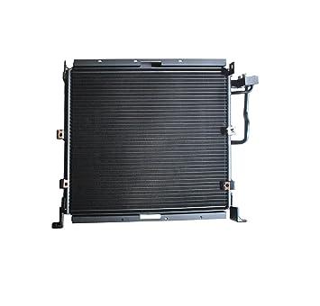 A/C Aire condensador Radiador
