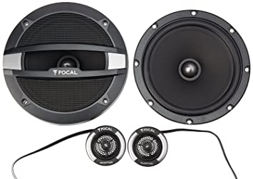 Focal R-165S2 Auditor 16,51 cm 165 mm 2 way juego de altavoces de 120 W: Amazon.es: Electrónica