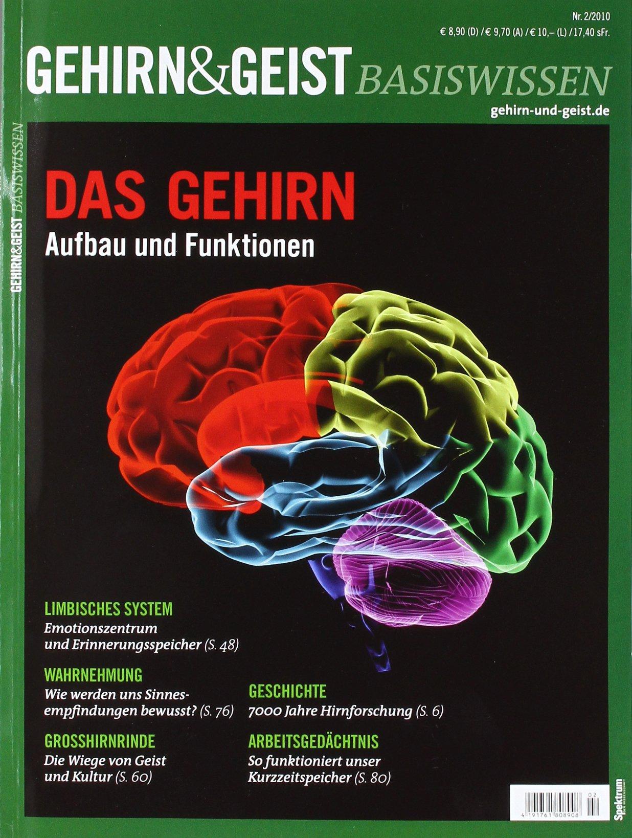 Aufbau und Funktion des Gehirns: Amazon.de: Bücher