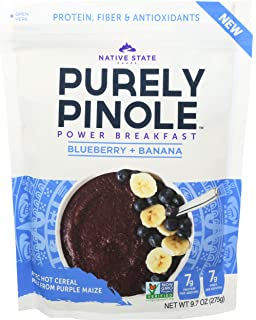 Native Estado Alimentos Purely pinole Power Cereales: Tart ...