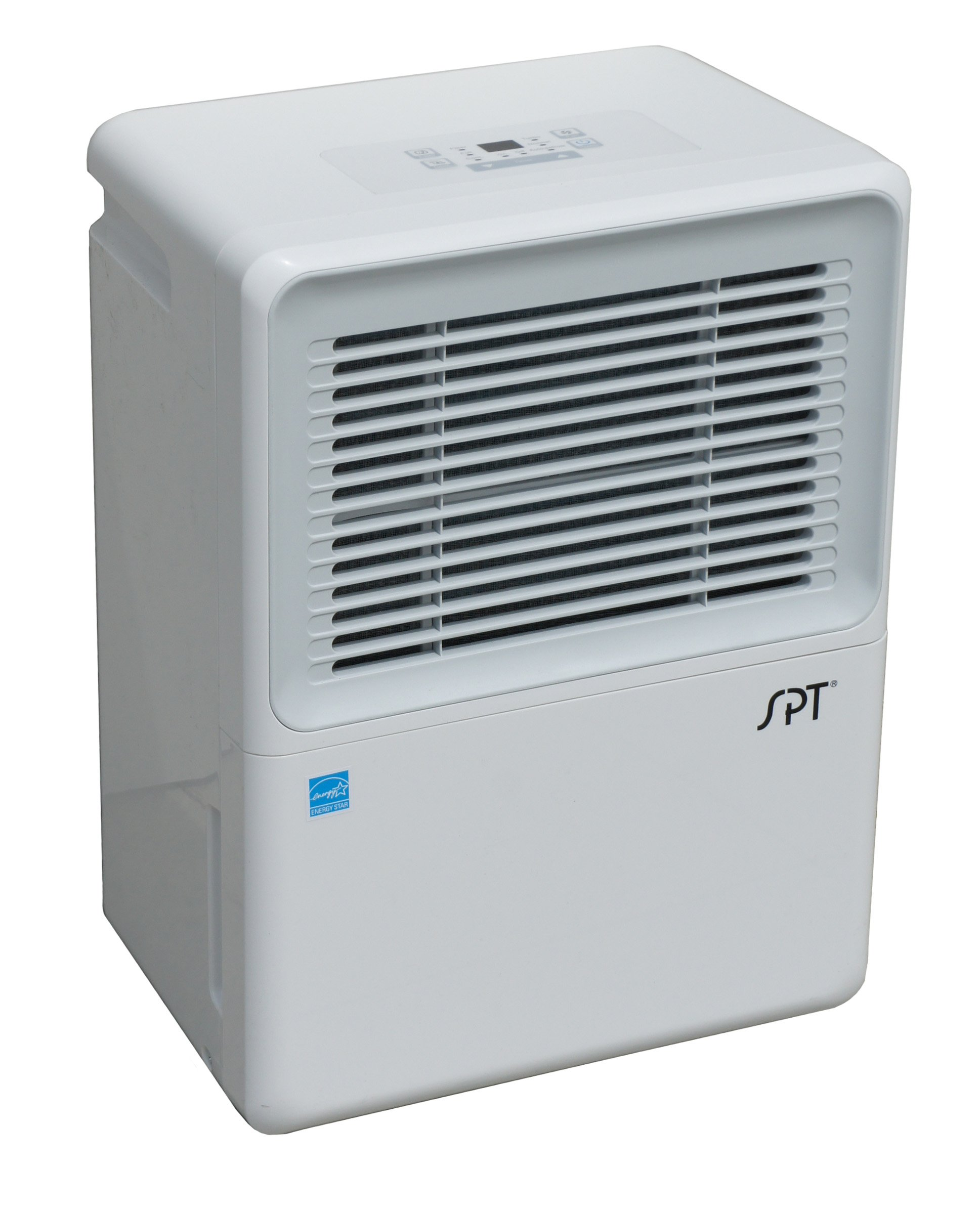 SPT SD-72PE Energy-Star Dehumidifier with Built-In Pump, 70-Pint