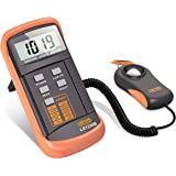 Dr.meter LX1330B Digital Illuminance/Light Meter, 0-200,000 Lux Luxmeter