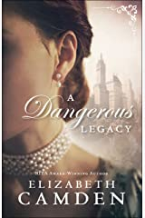 A Dangerous Legacy (An Empire State Novel Book #1) Kindle Edition