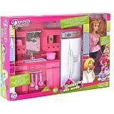Barbie Con Cucina