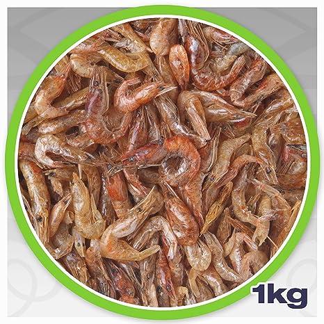 Agua dulce Gamba secar 1,0 kg neta - Ideal como por ejemplo ...