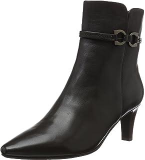Tizian Gb8579a 47, Bottes HAute femme noir Noir, 42
