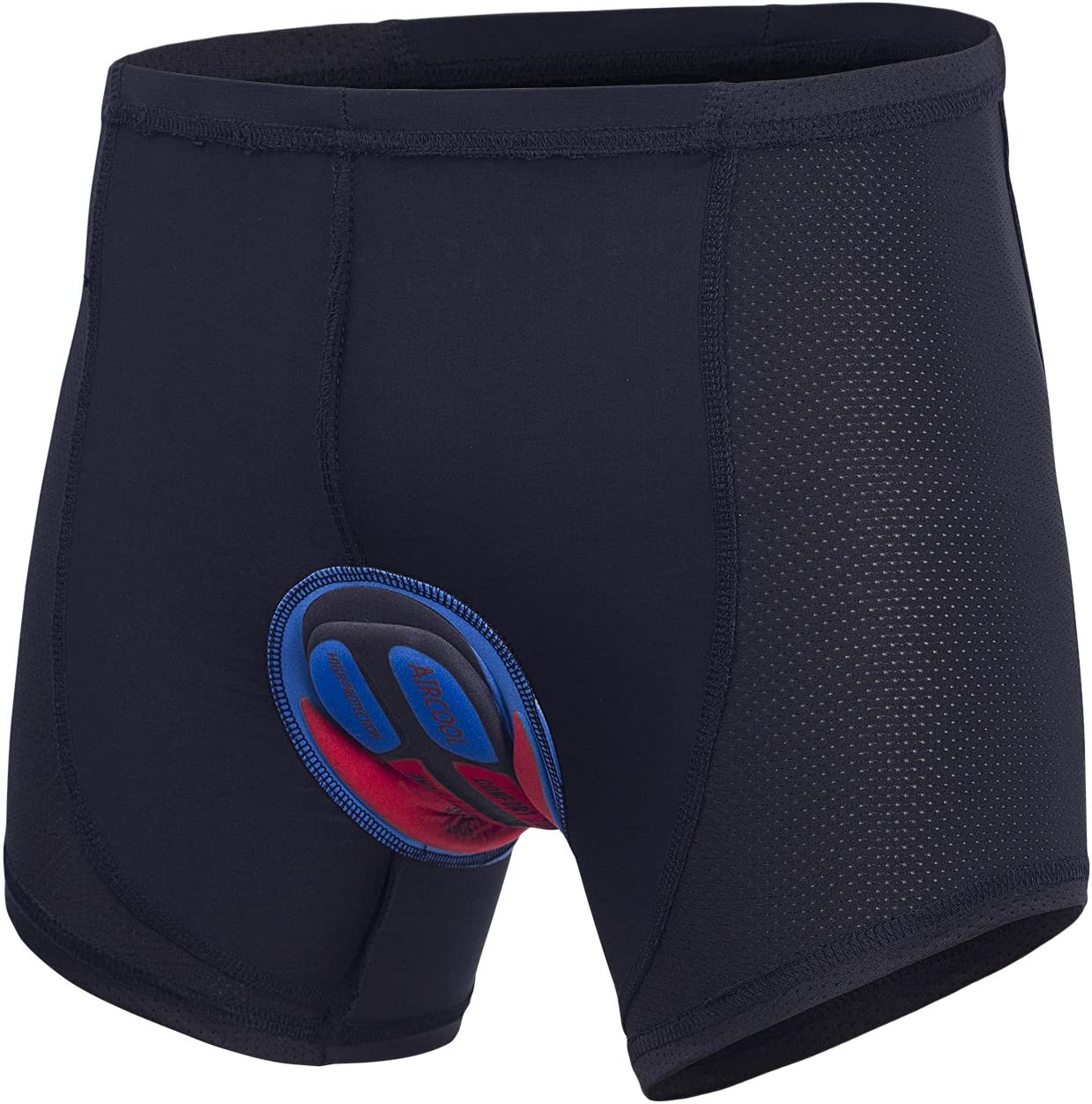Hivexagon Gel Pantalones Cortos de Ciclismo Ropa Interior Pantalones de Ciclismo Acolchados