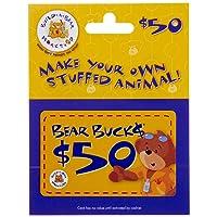 Deals on $50 Build-A-Bear Gift Card