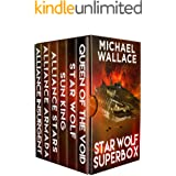 Star Wolf Superbox (Starship Blackbeard Box Set Book 2)