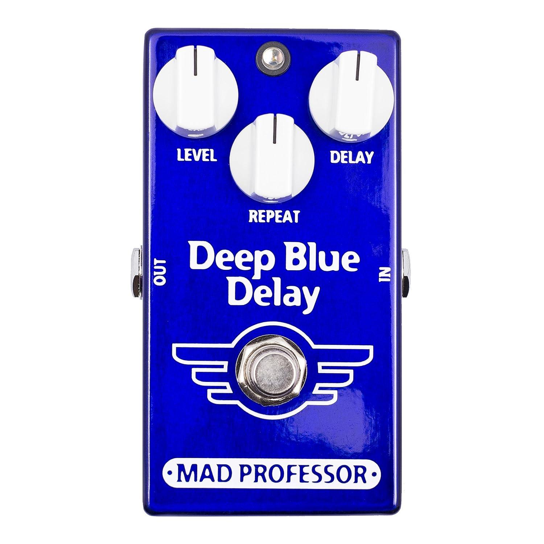 Mad Professor マッドプロフェッサー エフェクター FACTORY Series ディレイ Deep Blue Delay FAC 【国内正規品】   B00FWKAUZI