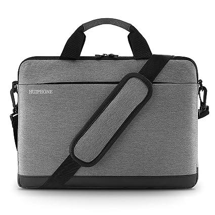c41ac99c4f9f Laptop Shoulder Bag, SKL Business Laptop Sleeve Case Carrying Handbag  Computer Briefcase for 13 13.3 Inches Acer Asus Dell Lenovo Hp Samsung  Toshiba ...