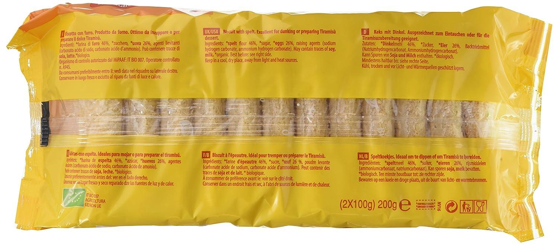 Probios Break&Bio Galletas con Espelta - 12 paquetes