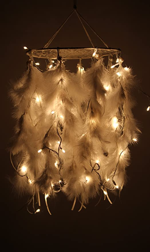 Amazon.com: Daedal dream catchers - Warm White Lights Standard ...