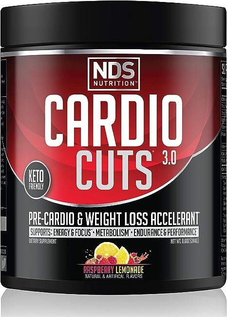 Amazon Com Nds Nutrition Cardio Cuts 3 0 Advanced Pre Cardio