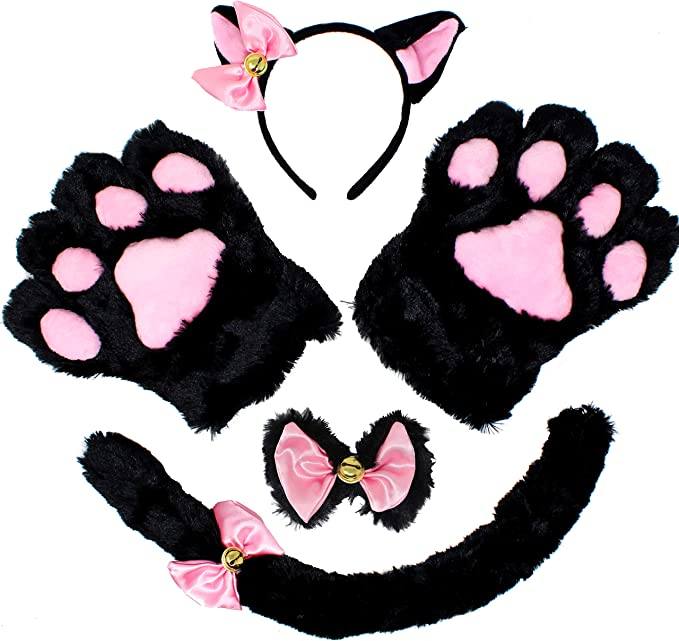 Cat limited Edition Signed Kawaii pink purple leather space mask larp costume art masquerade cosplay lolita SALE!