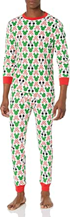 Amazon Essentials Disney Star Wars Marvel Family Matching Cotton Pajamas Sleep Sets Pajama-Sets Hombre