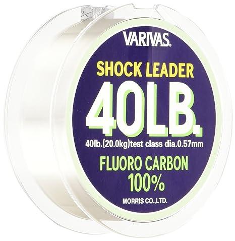 モーリス(MORRIS)ショックリーダーバリバスフロロカーボン30mナチュラルの画像