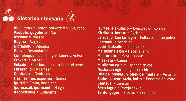 Kutixi Erotikoak. Delicias Eroticas - Edición Bilingüe ...