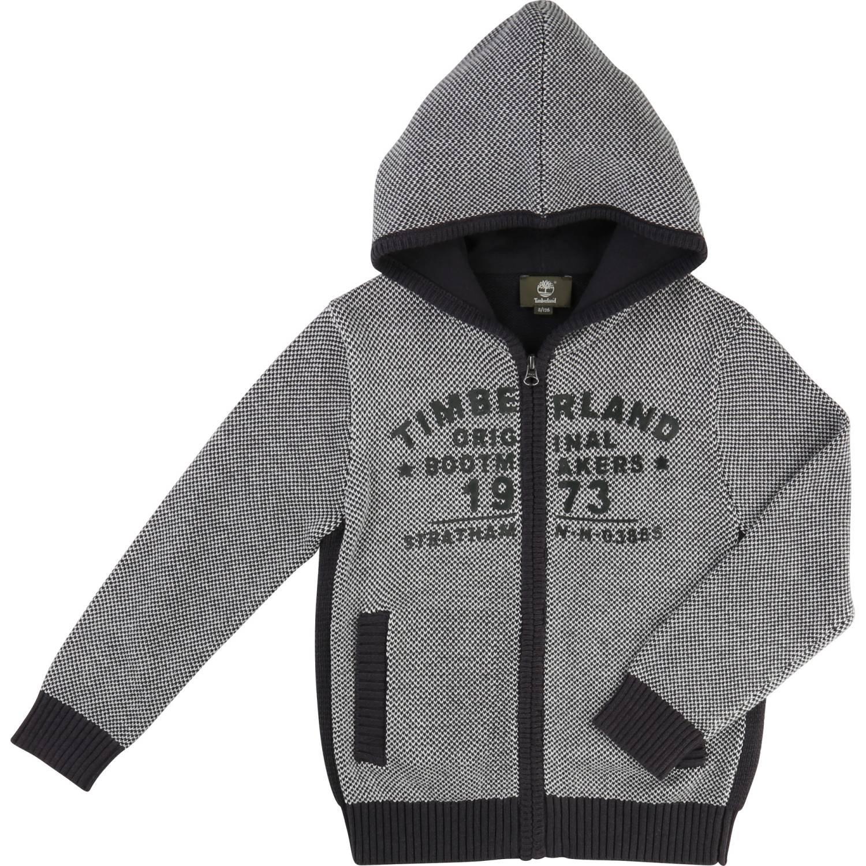 Timberland Enfant Kapuzen Jacke